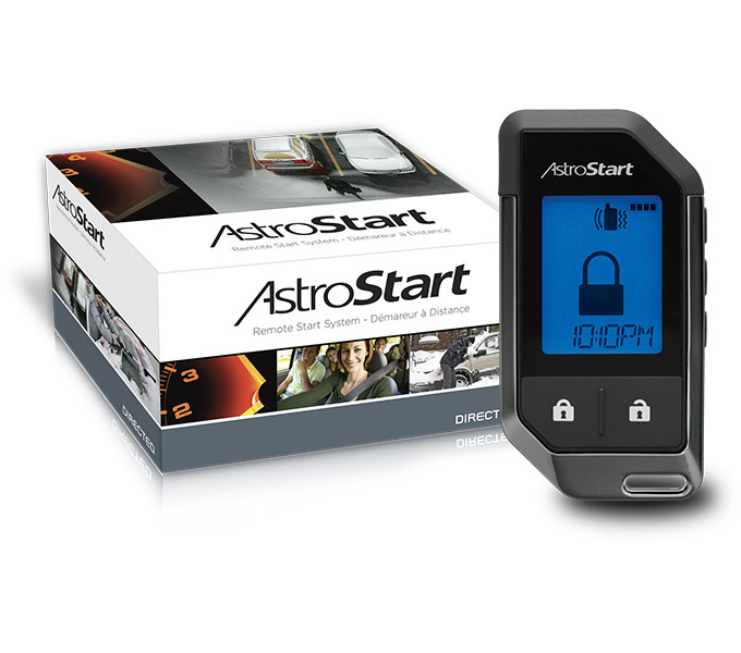 AstroStart Elite Series Digital LCD 2-Way