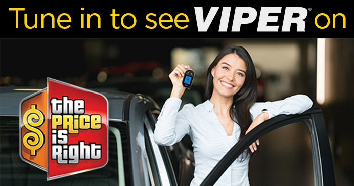 "Directed Announces VIPER Products to be Featured on ""The Price is Right"""