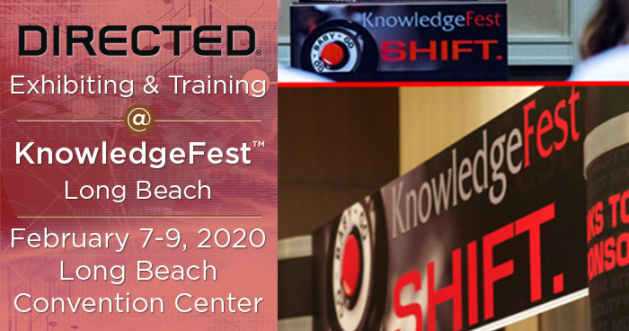 Directed Exhibiting and Training at KnowledgeFest Long Beach