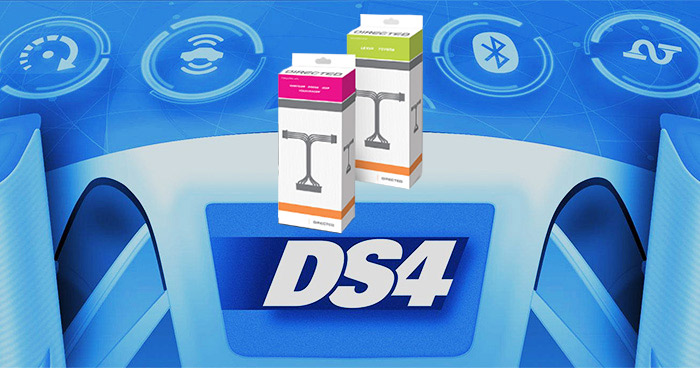 Directed Releases Two New Plug-n-Play DS4 Factory Fit Integration Harnesses
