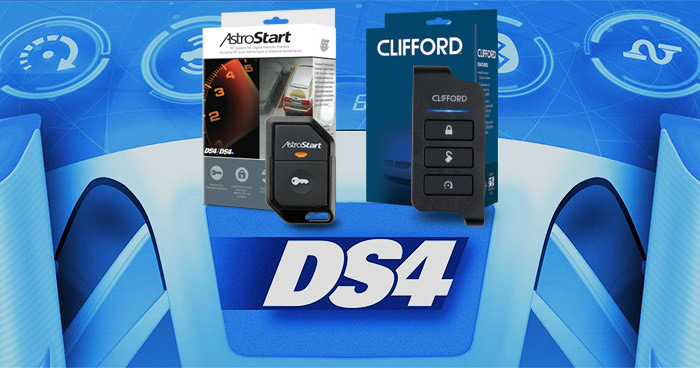 Directed brings entry-level DS4 RF solutions to AstroStart and Clifford brands