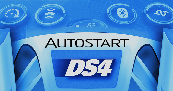 Autostart DS4 Systems Now Shipping