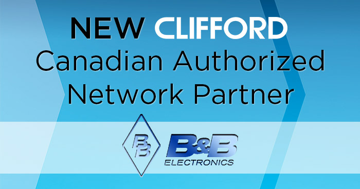 New Clifford Canadian Authorized Network Partner