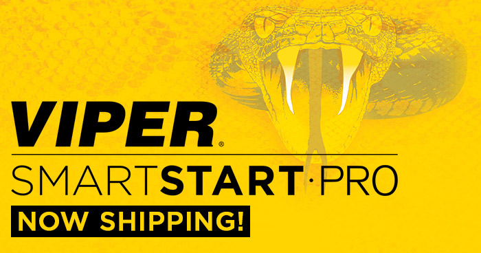Viper SmartStart Pro Now Shipping – The Future of Connected Car