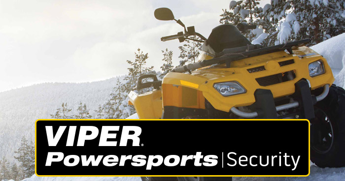 DIRECTED Viper Powersports Security System Now Shipping
